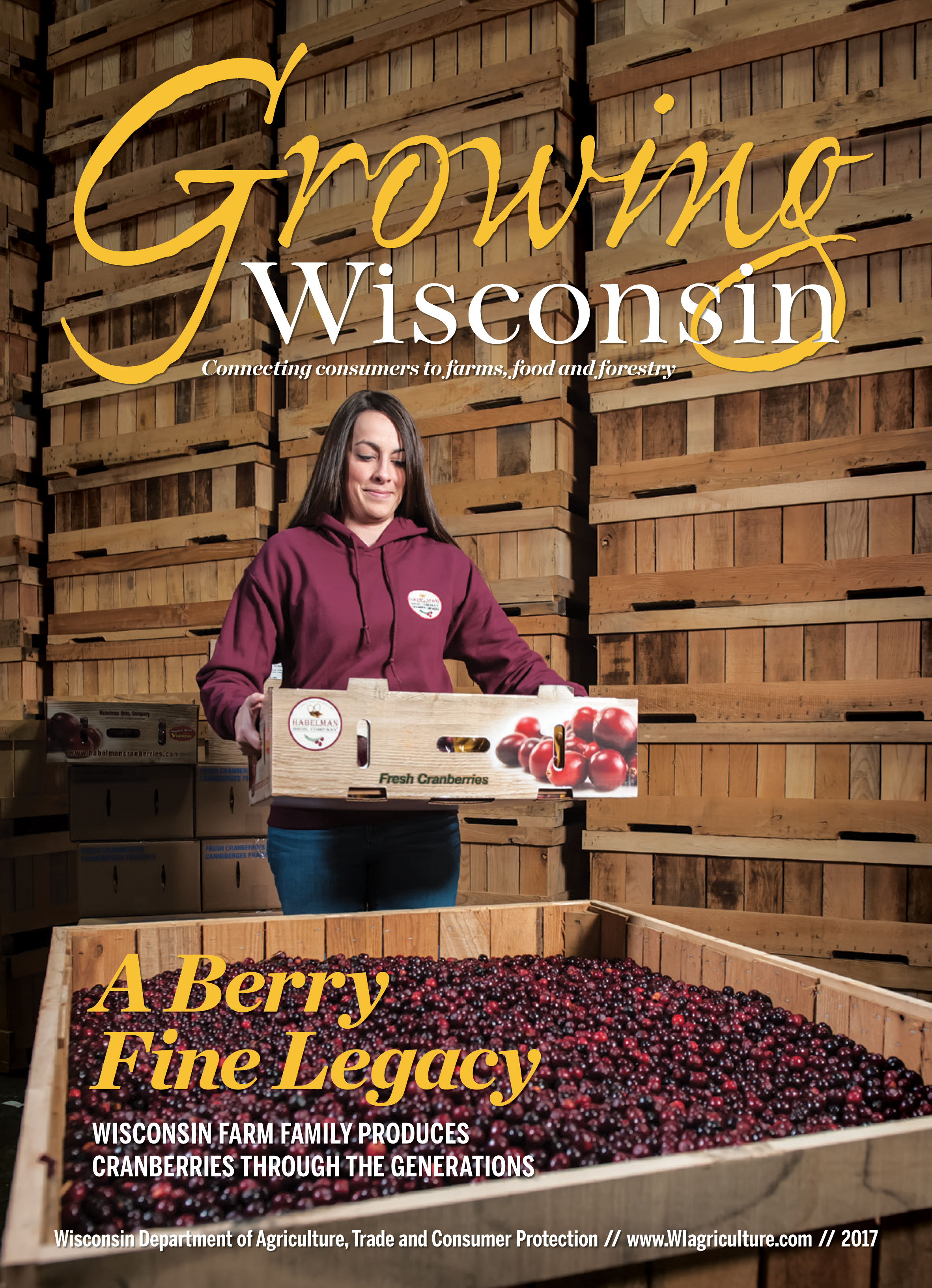 Growing Wisconsin Cover